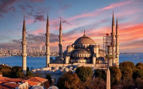 Picture Istanbul, Turkey, Sultanahmet