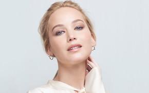 Picture actress, blonde, Jennifer Lawrence, Jennifer Lawrence