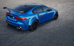 Picture Jaguar, Wheel, Asphalt, Drives, 2018, Jaguar XE SV Project 8, Jaguar XE
