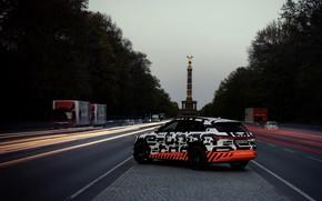 Picture Audi, 2018, the dividing line, E-Tron Prototype