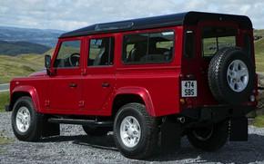 Picture Land Rover, Defender, 2013, the five-door, Defender 110