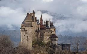 Picture Annecy, Auvergne-Rhone-Alpes, Menthon-Saint-Bernard