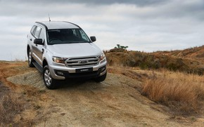 Picture Ford, Everest, 4WD, 2015, midsize, XLS