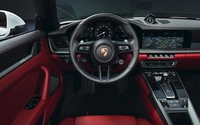 Picture Porsche, salon, Porsche 911, Carrera, Cabriolet, 2020, Porsche 911 Carrera