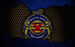 Picture wallpaper, sport, logo, football, Waasland Beveren