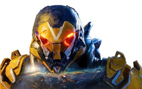 Picture Game, Anthem, E3 2018