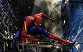 Picture web, Spider-Man, PS4, Spider - man, Spider-Man (PS4)