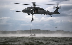 Picture United States Air Force, HH-60G Pave Hawk, Sikorsky Aircraft Corporation, Air force USA, Combat search …