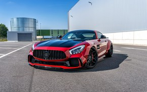 Picture Mercedes-Benz, AMG, 2018, GT S, PD700GTR