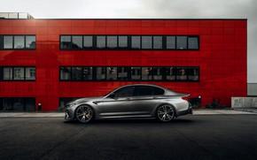 Picture wall, BMW, sedan, AC Schnitzer, four-door, M5, F90, 2019, ACS5 Sport