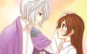 Picture romance, Kamisaa The Hajimemashita, Very nice God, Tomoya, Nanami