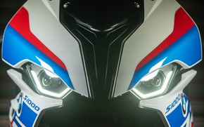 Picture bmw, s1000rr, daytime running lights