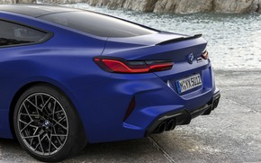 Picture coupe, BMW, feed, 2019, BMW M8, M8, M8 Competition Coupe, M8 Coupe, F92