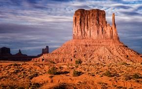 Picture stump, arizona, near kayenta, monument valley navajo nation