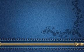 Wallpaper flower, background, lightning, texture, jeans