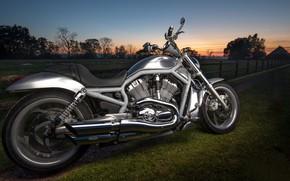 Wallpaper motorcycle, Harley-Davidson, Harley-Davidson V-Rod, Harley-Davidson VRSC
