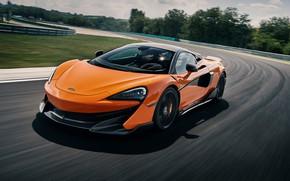 Picture McLaren, speed, supercar, 2018, 600LT