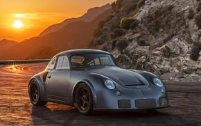 Picture Porsche, Hot Rod, Coupe, Tuning, Custom, Vehicle, Porsche 356 RSR By Emory Motorsports, Porsche 356 …