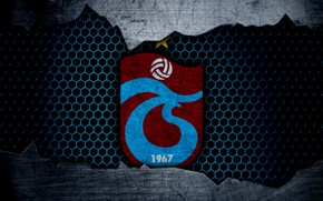 Picture wallpaper, sport, logo, football, Trabzonspor