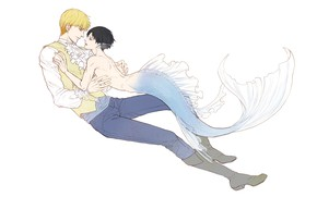 Picture male, guy, Attack Of The Titans, Shingeki No Kyojin, Levi, RUSAL, Erwin