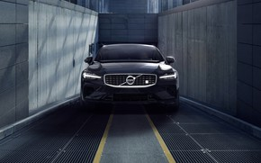 Picture Volvo, front view, 2018, S60, Polestar Engineered