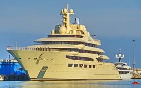 Picture yacht, Sochi, dilbar