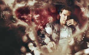Picture abstraction, male, actor, Benedict Cumberbatch, Benedict Cumberbatch, by veilaks