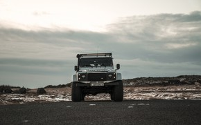 Picture Land Rover, Vehicle, Off-Road