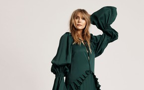 Picture style, actress, Elizabeth Olsen, Elizabeth Olsen