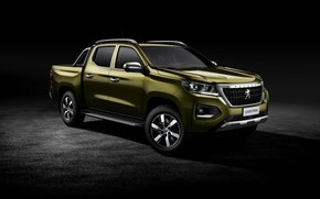 Picture background, Peugeot, pickup, 2020, Country trek, Changan Kaicene F70
