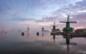 Wallpaper Netherlands, North Holland, Zaanstad