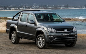 Picture shore, Volkswagen, pickup, Amarok, Double Cab, 2017, Core Plus