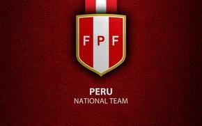 Picture wallpaper, sport, logo, football, Peru, National team