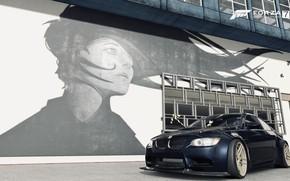 Picture HDR, BMW, Game, BMW M3, E90, Wide Body Kit, Liberty Walk, FM7, UHD, Forza Motorsport …