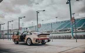 Picture sports car, classic, Porsche 911 S