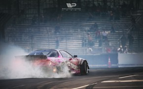 Picture Auto, Smoke, Machine, Mitsubishi, Drift, Rendering, 3000, Polischuk Who Stayed, by Kal'yan Polischuk, Mitsubishi 3000gt …
