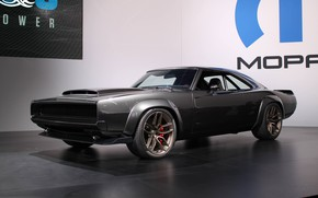 Picture machine, tuning, Dodge, carbon, Charger, tuning, muscle car, wheel, Dodge Charger, Mopar, stand, black car, …