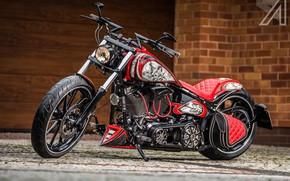Picture Custom, Softail, Motorbike, Breakout, H-D, Hot Star