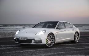 Picture Porsche, Panamera, Executive, 2017, 4 E-Hybrid, Porsche Panamera 4 E-Hybrid Executive