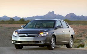 Picture tops, Toyota, 2009, Avalon