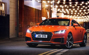Picture Audi, Coupe, Quattro, 2018, S-Line, TFSI, Audi TT