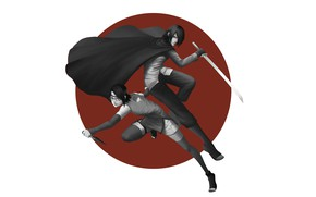 Picture Uchiha Sasuke, NARUTO, Uchiha Clan, Uchiha Sarada, Daughter, Boruto, Pixiv, The Uchiha Symbol