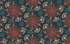 Picture flowers, background, texture, flower, texture, background, pattern, elegant, seamless