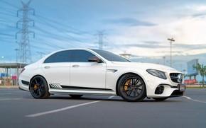 Picture Mercedes-Benz, E-Class, AMG, E 63, 4MATIC, Mercedes-Benz E-Class AMG E 63 S 4MATIC