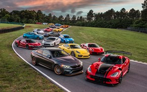 Wallpaper McLaren, Jaguar, Mustang, Ford, Lexus, 911, Porsche, Corvette, Cayman, Dodge, Ferrari, Audi R8, Focus, Viper, ...