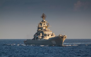 """Picture Navy, The project 1144, """"Orlan"""", Heavy Nuclear Missile Cruiser, The Third Generation"""