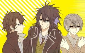Picture anime, art, guys, Beelzebub, Falsepos, Furuichi Takayuki, Hecadoth, Oga Tatsumi