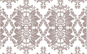 Picture background, ornament, vintage, background, pattern, luxury, Brown, ornamental