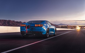 Picture Chevrolet, Camaro, rear view, 2018, SEMA 2018, eCOPO Concept