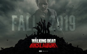 Picture Valkin grandfather)), The Walking Dead: Onslaught, Survios